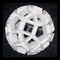 Rhombicosidodecahedron by NegaZero
