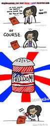FREEDOM by geothebio
