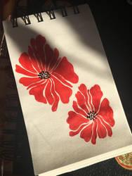 Full Bloom by lentilsoupp