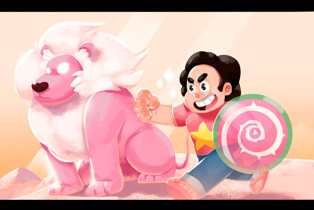 I dont see Steven Universe but my friends dothey got a hype for the last epidose released. I hope they are happy now. . Guys what you think about Steven universe , you recommend it ? . ...