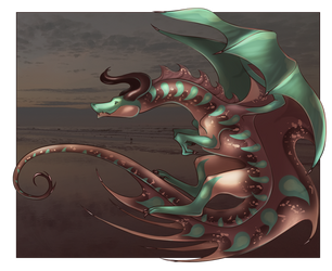 Seafoam by NewAgeRetrovirus