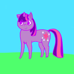 Twilight Sparkle Chibi by RevivedDragon