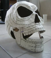 Mad Skull by ScannerJOE