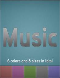 Music by Magic-Jowol