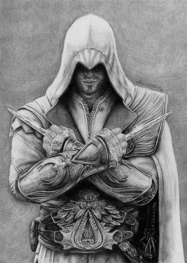 Ezio by Laminated-TeabaG