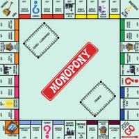 MLP:FIM Monopoly Board by FullMetal-Landon