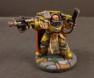 Imperial Fists praetor 01 by Kasumidoll