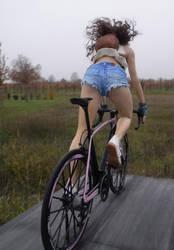 Bellezza in bicicletta 1 by lussybussy