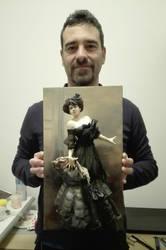 Giovanni Boldini, Ritratto di Mademoiselle De Nemi by lussybussy