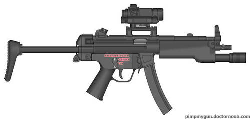 MP5 by LtCWest