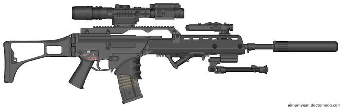 G36 MR special by LtCWest