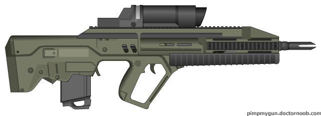 AR-20 Base by LtCWest