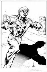 Run, Matt Murdock! by DrewGeraci