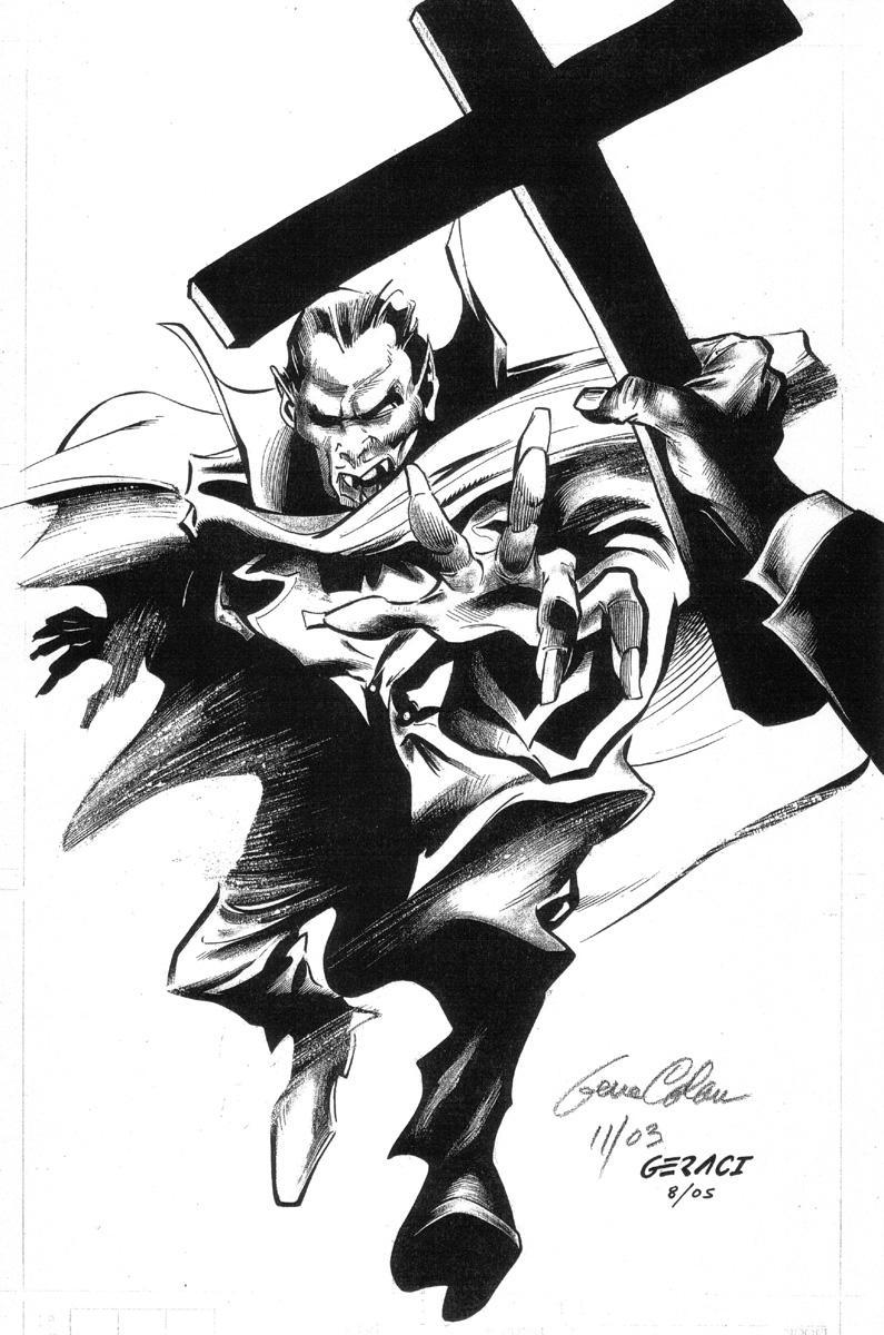 Dracula by DrewGeraci