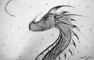 Sea Dragon by MiltonsStapler13