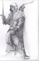 Aragorn: ranger by Ebaz1204