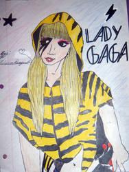 Lady Gaga Pic by SailorMoon190