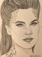 Jadzia Dax by KatherineFan324