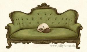 Do Not Disturb by Kritzelkrams