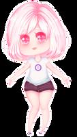 AT: Hug me, I'm cute! [Speedpaint] by ViPOP