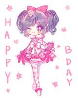 Happy Bday, Nao! by ViPOP