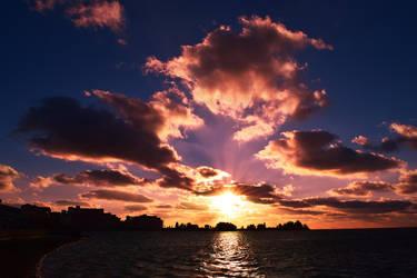 Hudson Beach by cdijulius