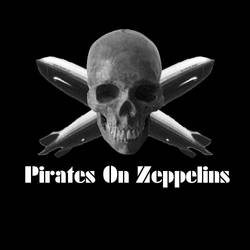 Pirates On Zeppelins by Wolverinegal