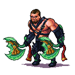 GW2 Character Sprite by rbl3d