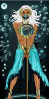 Atlantis Warrior by divachix