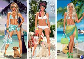 Summer Sensations by divachix
