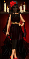 Black and Red by divachix