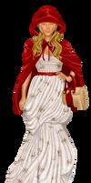 Little Red DC Version by divachix