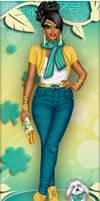 Rockin' The Yellow! by divachix