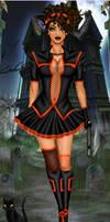 Halloween On DC! by divachix