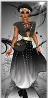 Chrome Couture by divachix