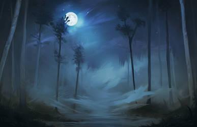 Swamp by Kytru