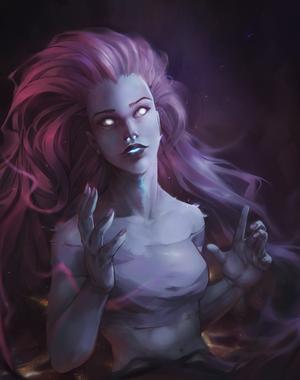 Andromeda by Kytru