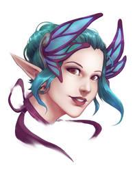 Sugar Plum Fairy Mercy by Kytru