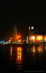 Cardiff Bay and Pierhead Building by Quoth-Raven