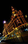 Harrods at Christmas by Quoth-Raven