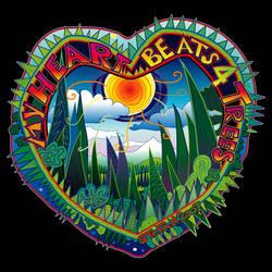 My Heart beats 4 trees, new by StephanusEmbricanus