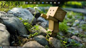 Rainmeter My Desktop by JunkSalle