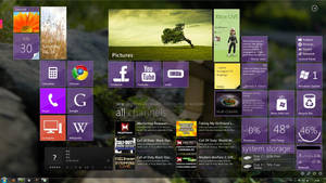 My Desktop by JunkSalle