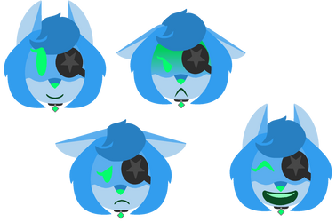 Starfall Emoji Pack 1 by DrHerr