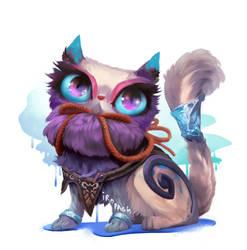 MagicCat Fluff #13 [Adopt][Open] by IroPagis