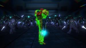 Samus Aran, I stand alone (BIO) by Amalgamation100