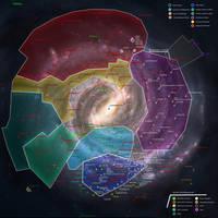 Amalgamation Galaxy Map (Updated) by Amalgamation100