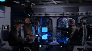 Sci-Fi Shadow Council by Amalgamation100