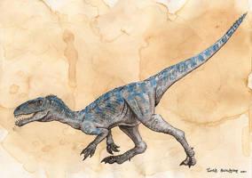 Masiakasaurus knofleri by tuomaskoivurinne