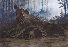 EoI: Dawn of the Dawn Thief by tuomaskoivurinne